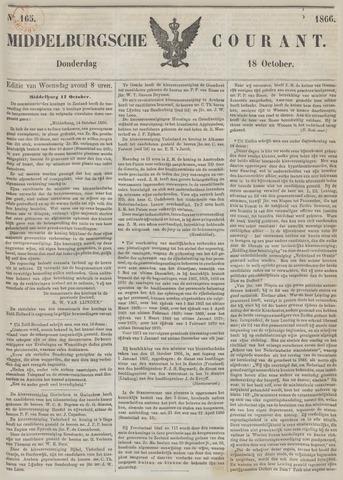 Middelburgsche Courant 1866-10-18