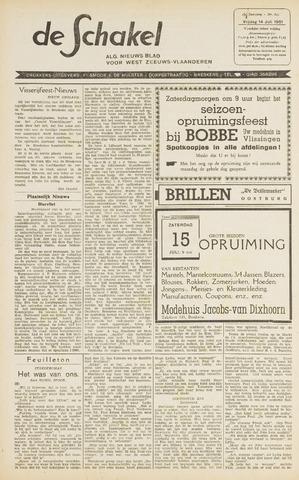 De Schakel 1961-07-14