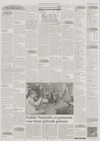 Eendrachtbode (1945-heden)/Mededeelingenblad voor het eiland Tholen (1944/45) 2010-03-18