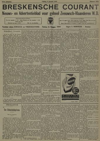 Breskensche Courant 1938-01-14