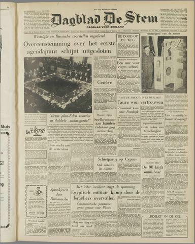 de Stem 1955-10-29
