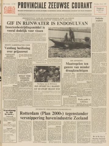 Provinciale Zeeuwse Courant 1969-06-25