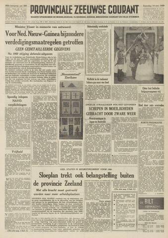 Provinciale Zeeuwse Courant 1959-11-14