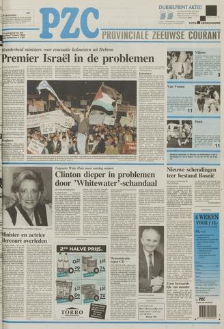 Provinciale Zeeuwse Courant 1994-03-07