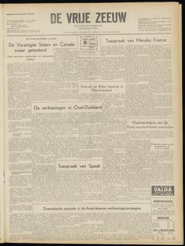de Vrije Zeeuw 1954-10-18