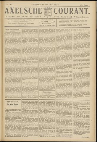 Axelsche Courant 1933-03-10