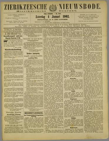 Zierikzeesche Nieuwsbode 1902-01-04