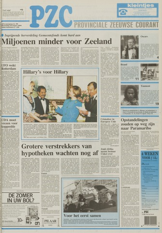 Provinciale Zeeuwse Courant 1994-03-23