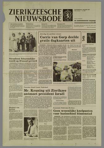 Zierikzeesche Nieuwsbode 1984-03-01