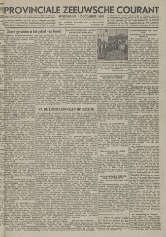 Provinciale Zeeuwse Courant 1943-12-01
