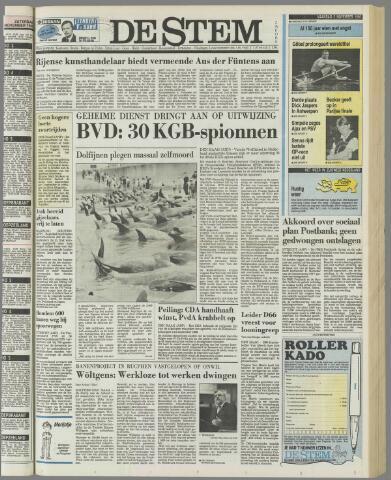 de Stem 1990-11-05