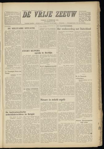 de Vrije Zeeuw 1947-02-14