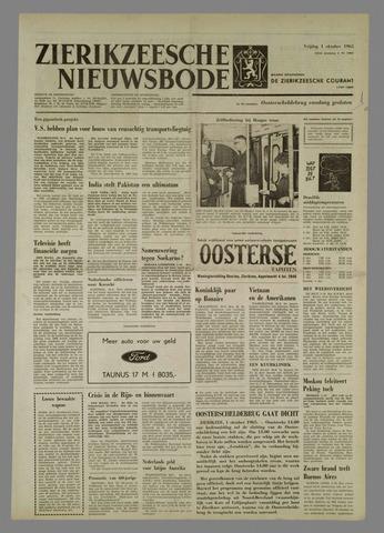 Zierikzeesche Nieuwsbode 1965-10-01