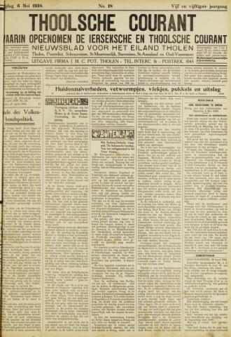 Ierseksche en Thoolsche Courant 1938-05-06