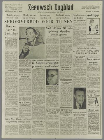 Zeeuwsch Dagblad 1960-06-15