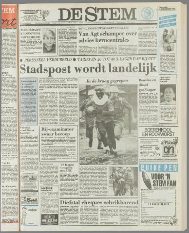 de Stem 1985-12-03