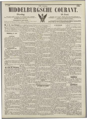 Middelburgsche Courant 1901-06-25