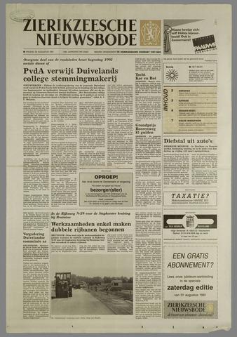Zierikzeesche Nieuwsbode 1991-08-30