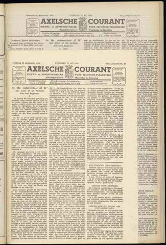 Axelsche Courant 1949-05-25