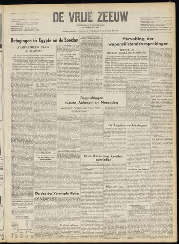de Vrije Zeeuw 1951-10-25
