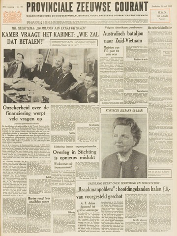 Provinciale Zeeuwse Courant 1965-04-29