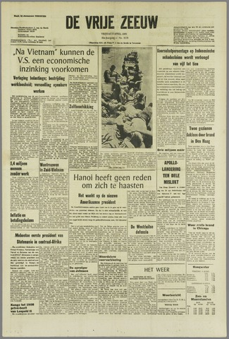 de Vrije Zeeuw 1968-04-05