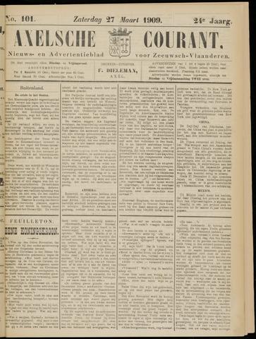 Axelsche Courant 1909-03-27