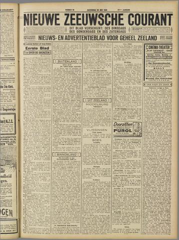 Nieuwe Zeeuwsche Courant 1931-05-23