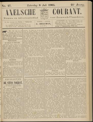 Axelsche Courant 1905-07-08