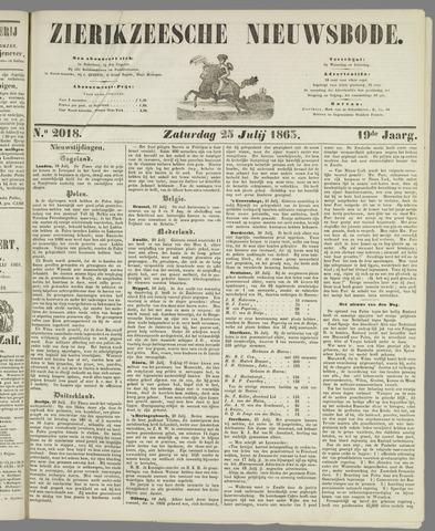 Zierikzeesche Nieuwsbode 1863-07-25