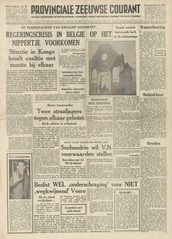 Provinciale Zeeuwse Courant 1961-02-25