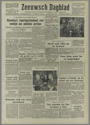 Zeeuwsch Dagblad 1957-04-11