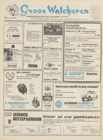 Groot Walcheren 1970-12-10