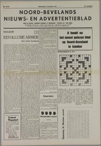 Noord-Bevelands Nieuws- en advertentieblad 1977-12-08