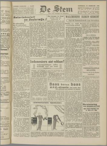 de Stem 1946-02-23