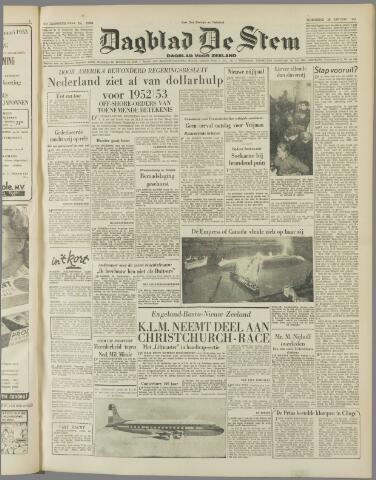de Stem 1953-01-28