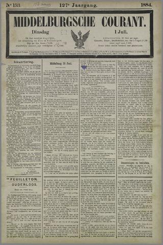 Middelburgsche Courant 1884-07-01