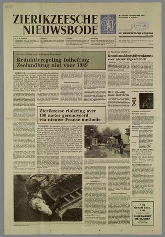 Zierikzeesche Nieuwsbode 1984-10-15