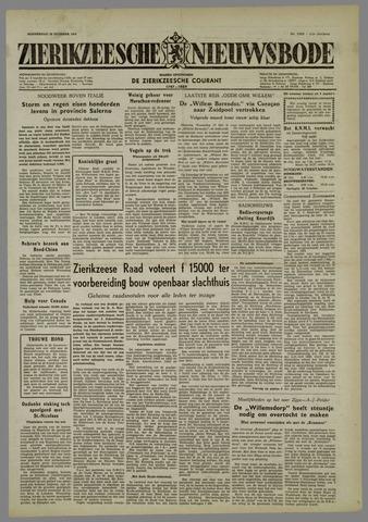 Zierikzeesche Nieuwsbode 1954-10-28