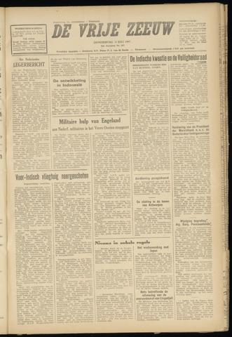 de Vrije Zeeuw 1947-07-31