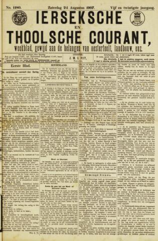 Ierseksche en Thoolsche Courant 1907-08-24