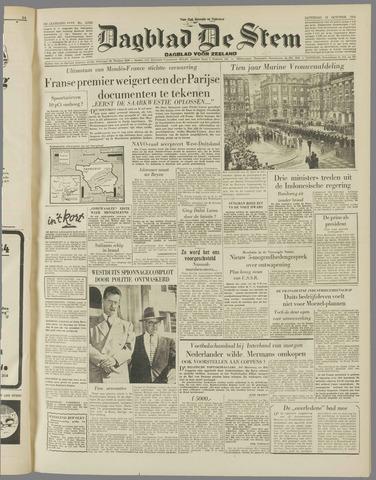 de Stem 1954-10-23
