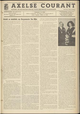 Axelsche Courant 1961