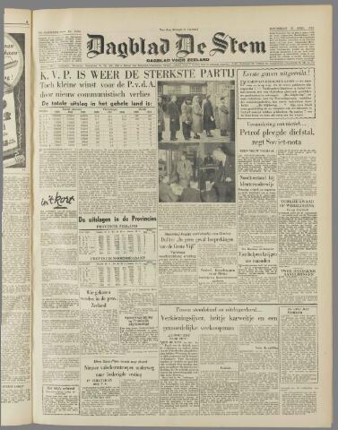 de Stem 1954-04-22
