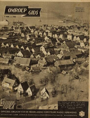 Watersnood documentatie 1953 - tijdschriften 1953-02-07