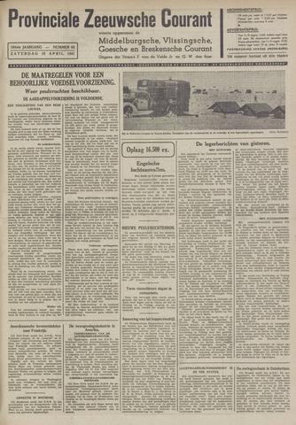 Provinciale Zeeuwse Courant 1941-04-19