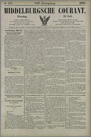 Middelburgsche Courant 1882-07-25