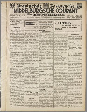 Middelburgsche Courant 1933-04-14