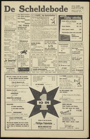 Scheldebode 1960-06-10