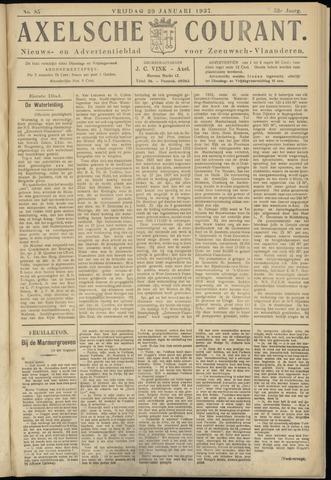 Axelsche Courant 1937-01-29